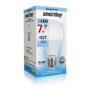 1111114b47695013e0bd9188cc08348af7acef 300x300 - Светодиодная (LED) Лампа Smartbuy-A60-07W/4000/E27