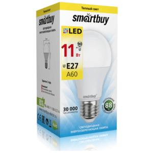 212121b25831a29529f2563193a425c89c1f65 300x300 - Светодиодная (LED) Лампа Smartbuy-A60-11W/3000/E27