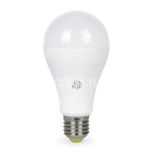 ЛАМПА СД LED-A60-STD 20ВТ Е27 4000К 1800ЛМ ASD