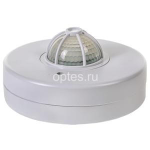 Датчик движения инфракрасный ДД-024-W 1200Вт 180-360 градусов 12м, IP33 белый LLT