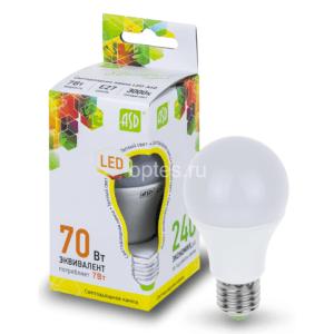 4lampa sd led a60 std 7vt e27 3000k 630lm asd 300x300 - ЛАМПА СД LED-A60-STD 7ВТ Е27 3000К 630ЛМ ASD