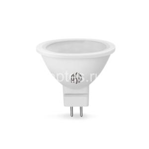 ЛАМПА СД LED-JCDR-STD 7.5ВТ GU5.3 3000К 675ЛМ ASD