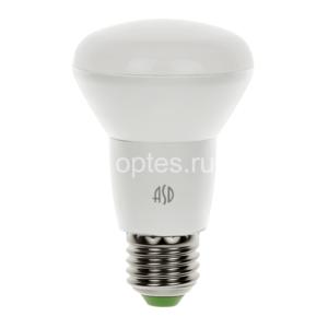 ЛАМПА СД LED-R50-STD 3ВТ Е14 4000К 270ЛМ ASD