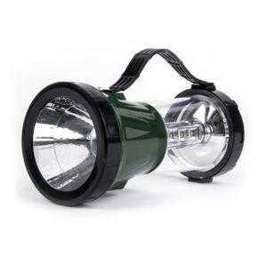 Аккумуляторный кемпинговый фонарь 2 в 1 Smartbuy 1 Вт+17 LED