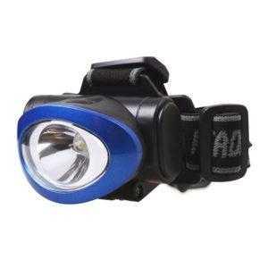 Налобный фонарь 1 Вт Smartbuy, синий