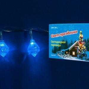 Гирлянда ULD-S0280-020/DTA BLUE IP20 DIAMONDS