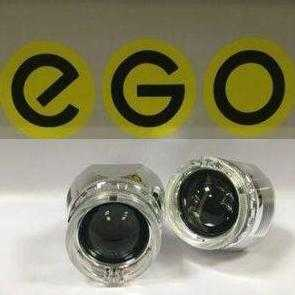 Комплект Линз Egolight 2,5/3 + angel eyes Egolight 2,5LED