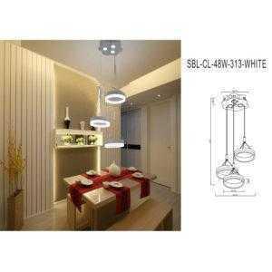Светодиодная люстра (LED) Smartbuy313-48W/W