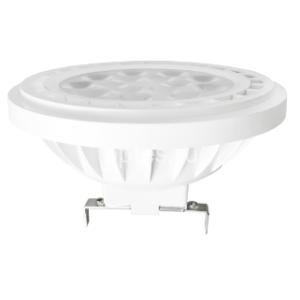 Светодиодная лампа AR111 15Вт G53 220V Белый