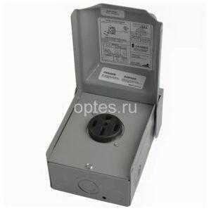 Штепсельная розетка для зарядной станции ip65