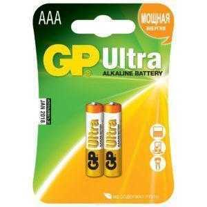 10ss 1 300x300 - Алкалиновые батарейки GP Ultra Alkaline 24А AАA - 2 шт. на блистере