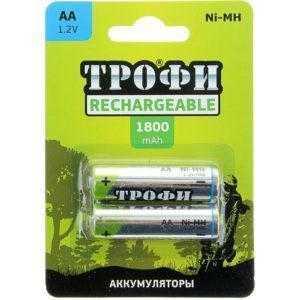 ТРОФИ HR6-2BL 1800MAH (20/240/14400)