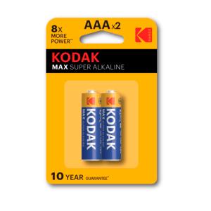 KODAK MAX LR03-2BL [K3A-2 ] (20/100/15400)