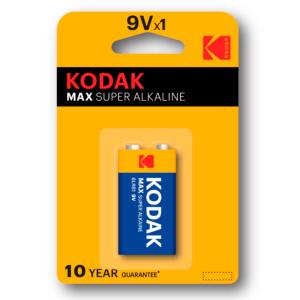 KODAK MAX 6LR61-1BL [ K9V-1] (10/200/6000)