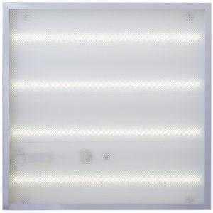 Светильник универсальный LedOkey призма 595х595x19 с ЕМС с увеличенной светоотдачей3600Лм