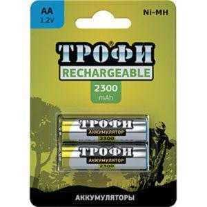 ТРОФИ HR6-2BL 2500 MAH (20/240/11520)