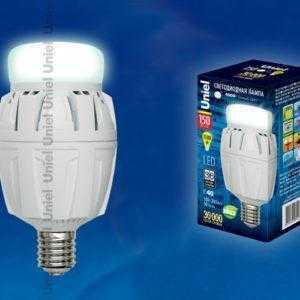 Лампа светодиодная LED-M88-150W/NW/E40/FR ALV01WH картон