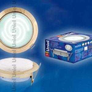 Лампа светодиодная GX53/H5-M GOLD