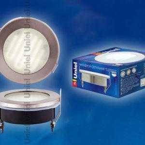 Лампа светодиодная GX53-9/2700/H5 SILVER IP54