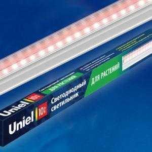 Светильник для растений светодиодный линейный ULI-P16-10W/SPLE IP20 WHITE