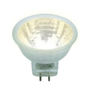 Лампа светодиодная LED-MR11-3W/WW/GU4 GLZ21TR