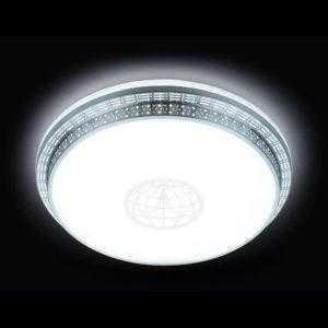 Светодиодная люстра F128 WH SL 72W D500 ORBITAL МНОГОФУНКЦИОНАЛЬНЫЙ (ПДУ)