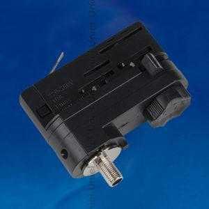 Адаптер для трехфазного шинопровода UBX-A61 BLACK 1 POLYBAG