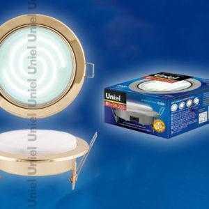 Лампа светодиодная GX53/H4 GOLD