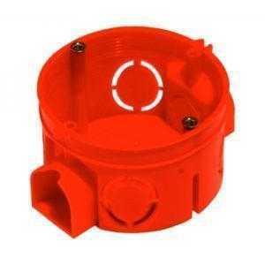 Коробка протяжная ОП металлическая У-994 IP31 грунт., без уплотнителя TDM