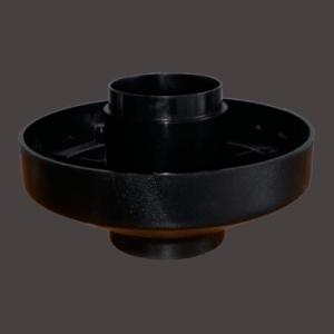 Корпус НТУ конус (байонет 145, поликарбонат) TDM