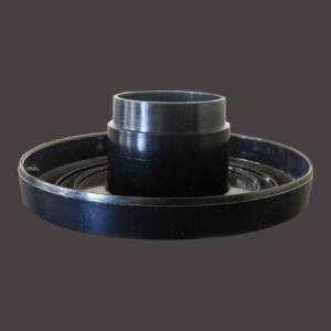 Корпус НТУ плоский (байонет 145, поликарбонат) TDM