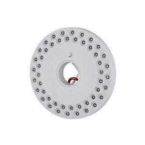 """Фонарь светодиодный """"Кемпинг 5"""" 15+12 LED, 35 лм/Вт, 3 режима, с поворот. ручкой, 3*АА TDM"""