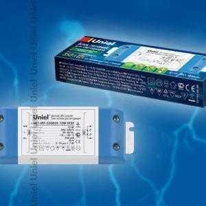 Драйвер для светодиодов, пластиковый корпус UET-IPF-350D20 12W IP20