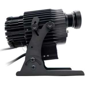 Рекламный гобо проектор 60 Вт (уличный, с вращением)