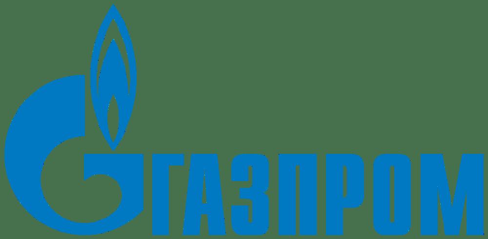 gazprom logo  - Главная