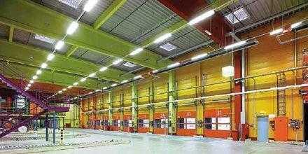 Монтаж влагозащищенных светодиодных светильников 1