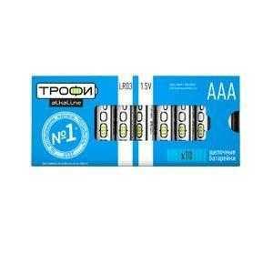 ТРОФИ LR03-10 BOX (10/800/48000)