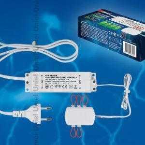 UET-IPL-350E33 9W IP33 6 выходов