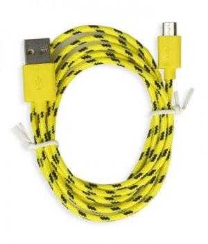 Дата-кабель Smartbuy USB — micro-USB