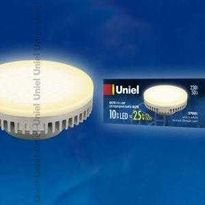 LED-GX70-10W/WW/GX70 картон