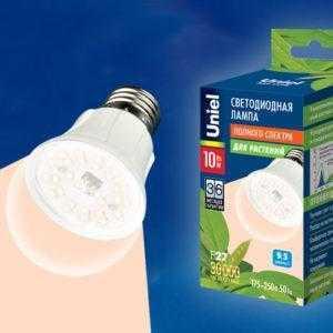 LED-A60-10W/SPFR/E27/CL PLP01WH