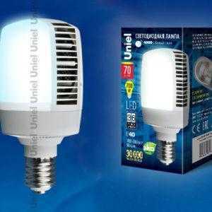 LED-M105-70W/NW/E40/FR ALV02WH картон