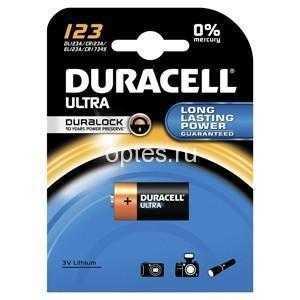 DURACELL CR123 ULTRA (10/50/6000)