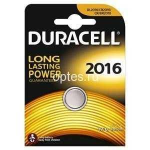 DURACELL CR2016 (10/100/12800)