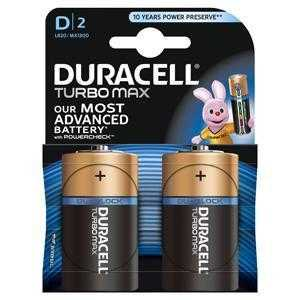 DURACELL LR20-2BL TURBO (2/20/3300)