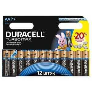 DURACELL LR6-12BL TURBO NEW (12/144/19584)
