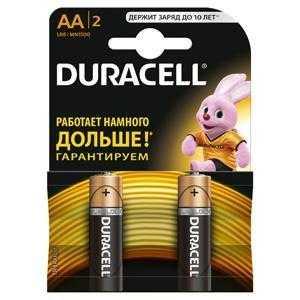 DURACELL LR6-2BL BASIC NEW (2/40/16720)