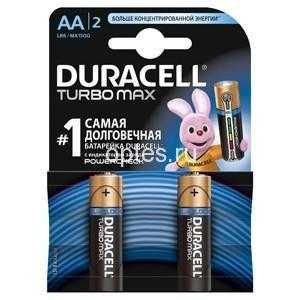 DURACELL LR6-2BL TURBO NEW (2/40/16720)