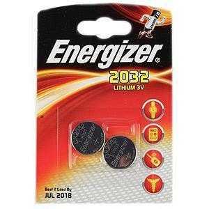 ENERGIZER CR2025-2BL (20/280/21600)