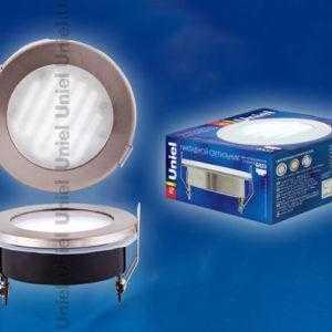 GX53-9/4000/H5 SILVER IP54